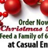 Southeast Texas Holiday Catering: Plan Ahead with Casual Entree's Beaumont