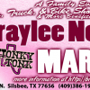 Honky Tonk Texas Silsbee Family Event Saturday