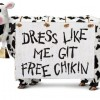 Get Out Your Favorite Cow Costume!