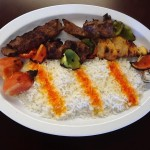 Beaumont's Quick Kabob at Sababa's Mediterranean Grill