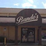 Beaumont Lunch – Right Sized. Quiche at Bando's Beaumont