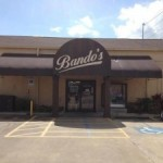 Bando's Kicks Off Beaumont Lent Lunch Specials Today!
