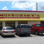 Southeast Texas Flavor: The BLT and Egg Sandwich at Novrozsky's