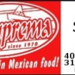 La Suprema Serves Great Nederland Easter Tex Mex