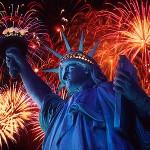 July 4th Fireworks Nederland TX