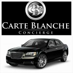 Southeast Texas Wedding Limos from Carte Blanche Concierge & Car Service