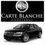 Southeast Texas Wedding Limos from Carte Blanche Concierge & Car Service