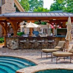 Catered Southeast Texas Pool Party by Chuck's Catering