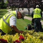 US Lawns Keeps Southeast Texas Restaurants Beautiful All Year Long