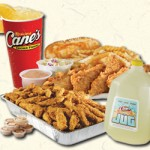 Last Minute Beaumont Christmas Party? Raising Cane's Can Help