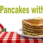 Southeast Texas Holiday Events – Pancakes with Santa in Orange TX