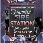 Halloween Kountze Fire Station – This Weekend!