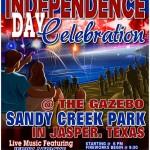 July 4th Fireworks in Jasper – TONIGHT!