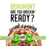 Urban Bricks Grand Opening – Saturday July 7th
