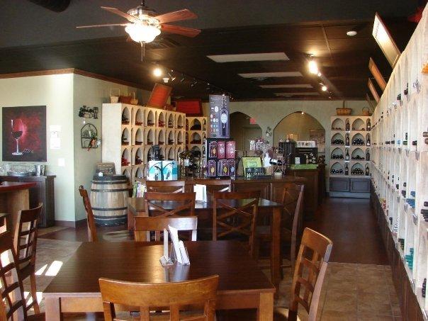 Beaumont TX wine shop