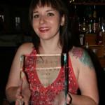 Rachel Snell - Cash's - Best Bartender