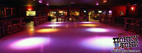 Honky Tonk Dance Floor