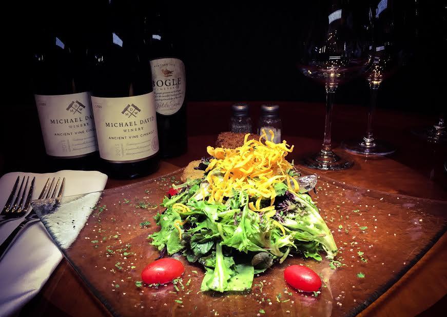 Suga's Beaumont Salad