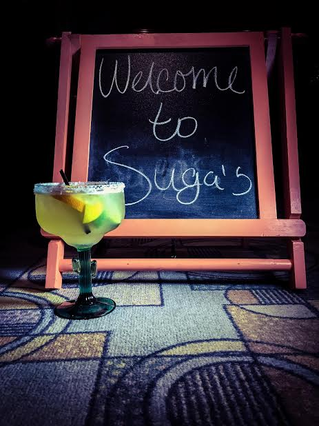 Suga's Beaumont margaritas