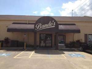 Looking for a fun lunch in Beaumont? Bando's