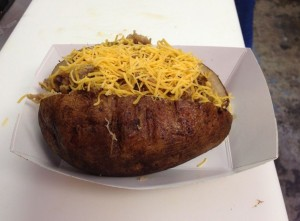 Beaumont stuffed potato