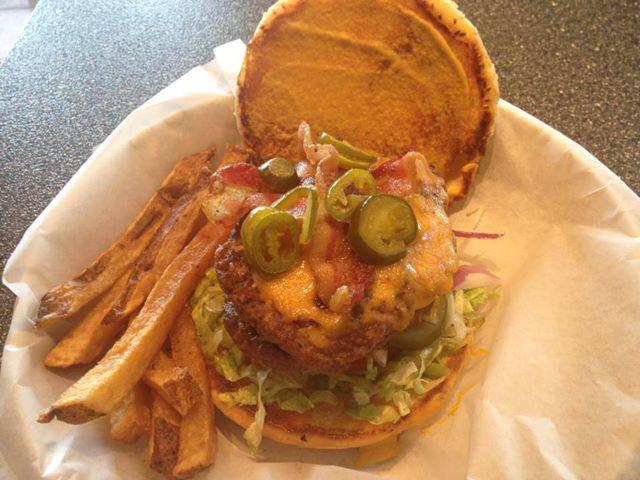 Beaumont burger