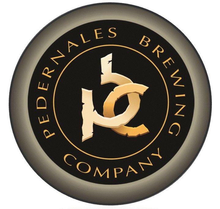 Pedernales beer at Tibideaux's Beaumont