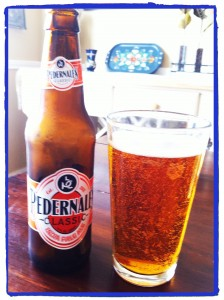 Pedernales Beers paired with Beaumont Cajun fare at Tibideaux's