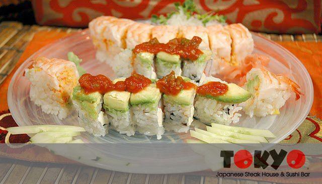 Tokyo sushi Beaumont - Tokyo Sushi Port Arthur
