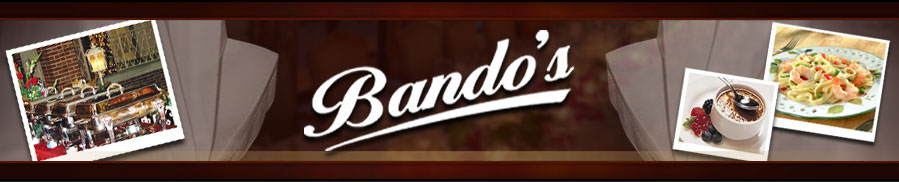 Bando's catering Beaumont, caterer SETX, Corporate catering Golden Triangle TX, catering Lumberton TX