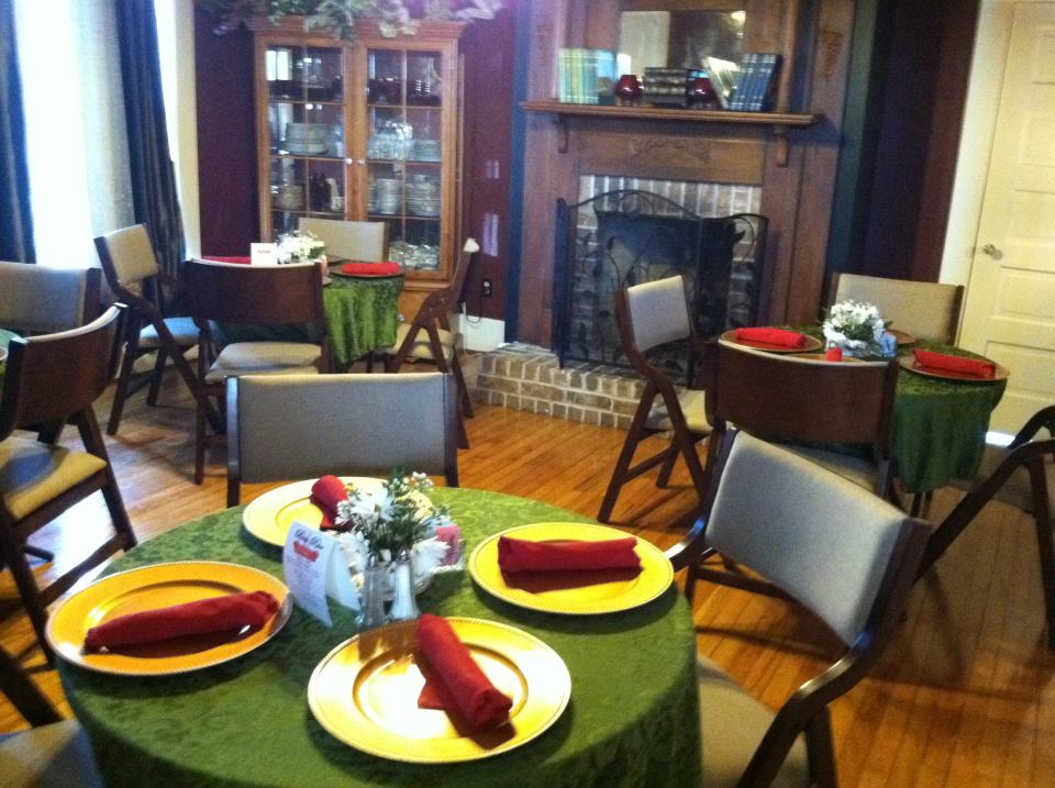Christmas party venue Port Arthur - Port Neches party planning - wedding venue Groves Tx