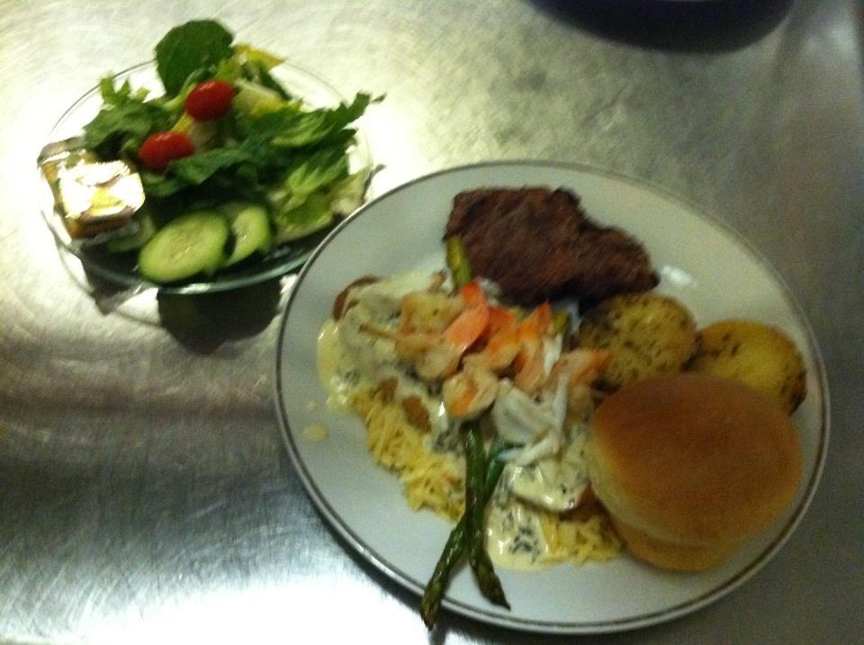 Beau Reve Port Arthur fine dining
