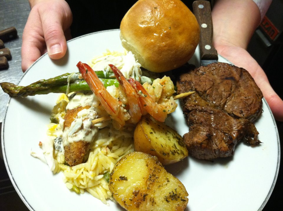 Beau Reve Port Arthur wedding catering, steak and seafood Port Arthur, steak house Port Arthur, steak house Groves TX, surf and turf Port Arthur