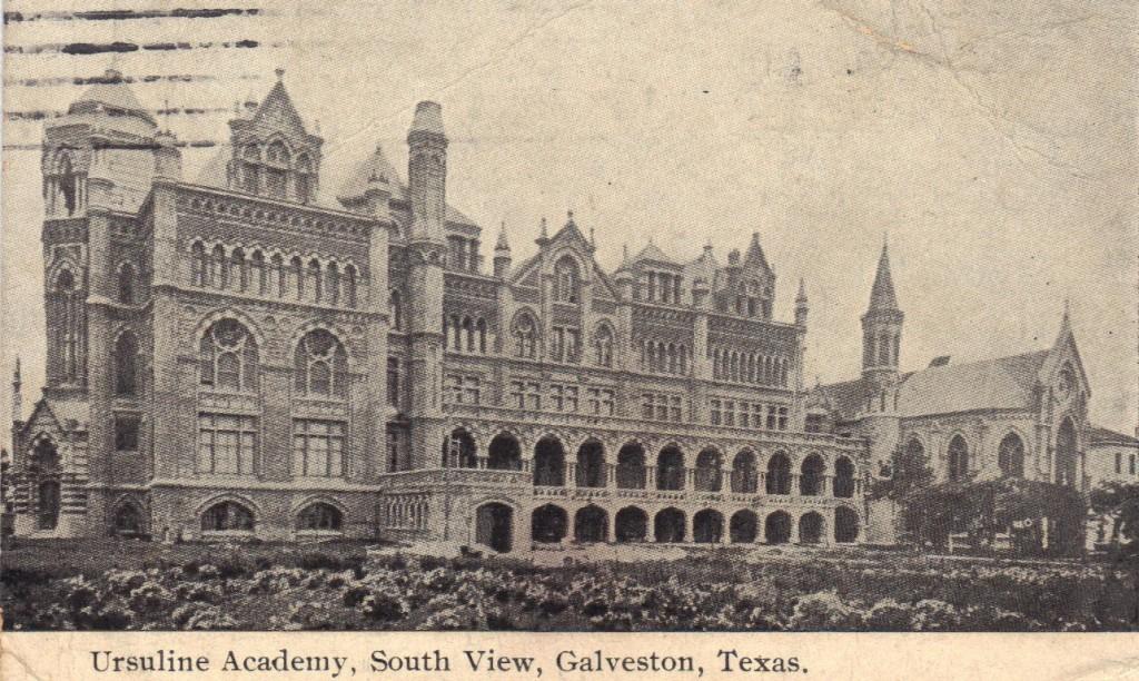 Galveston Sacred Places Holy Family Catholic School 2