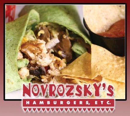 Novrozsky's Wrap