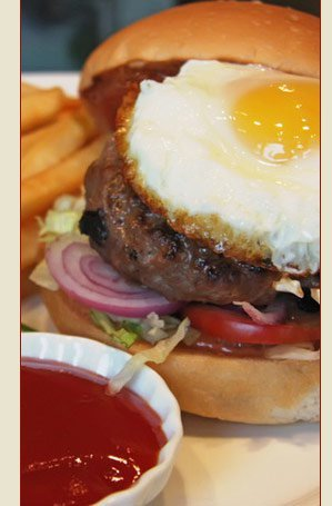 novrozsky's fried egg burger southeast texas