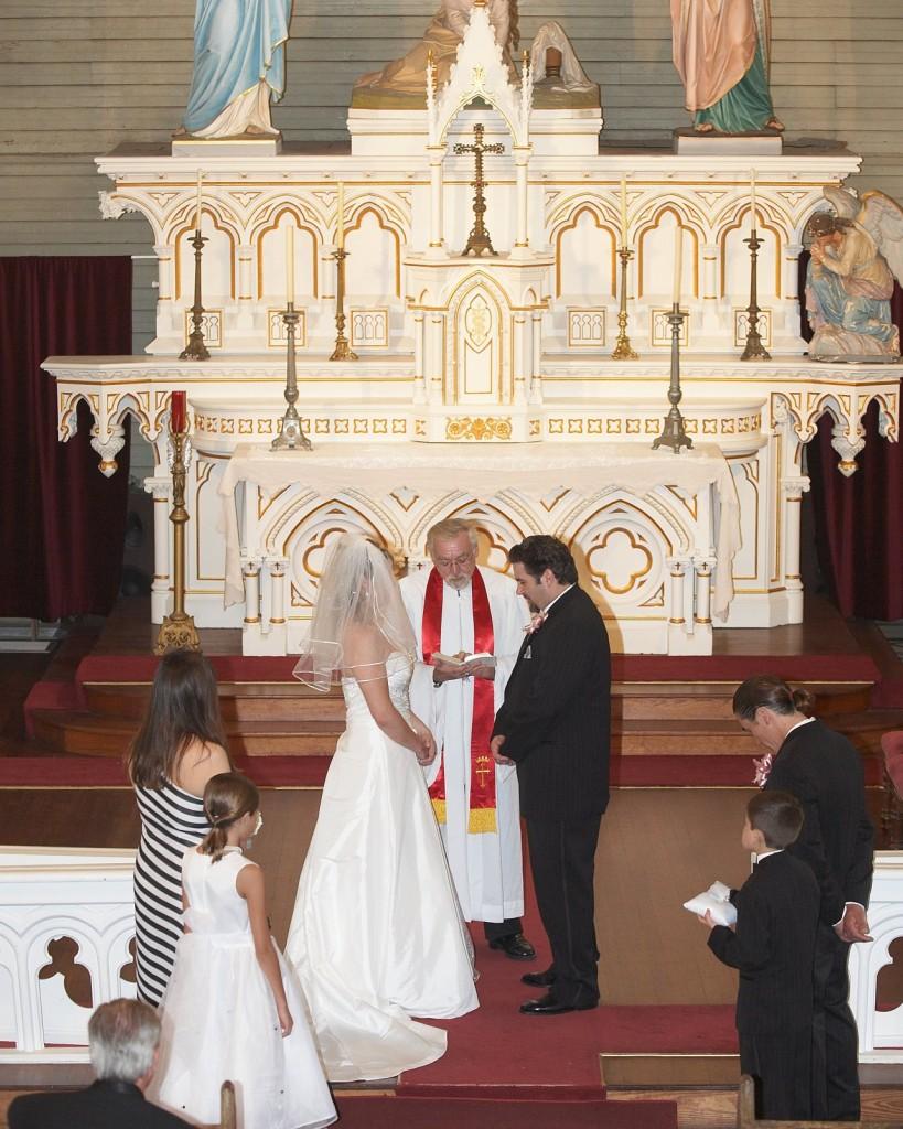 Galveston wedding venue