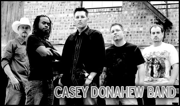 Casey Donahew Band Port Arthur Mardi Gras 2014