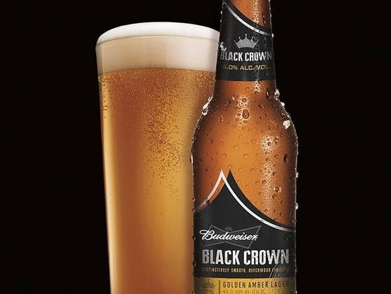 Budweiser Black Crown Beaumont Sports Bar