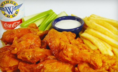 Wings to Go Beaumont Sports Bar