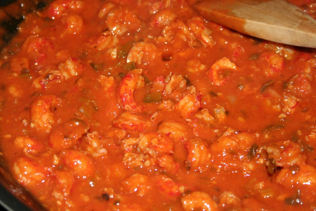 Crawfish Etouffee Southeast TX