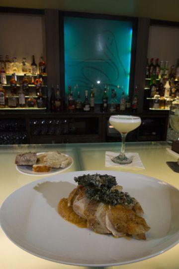 Pelican Club Galveston Bar Elegance