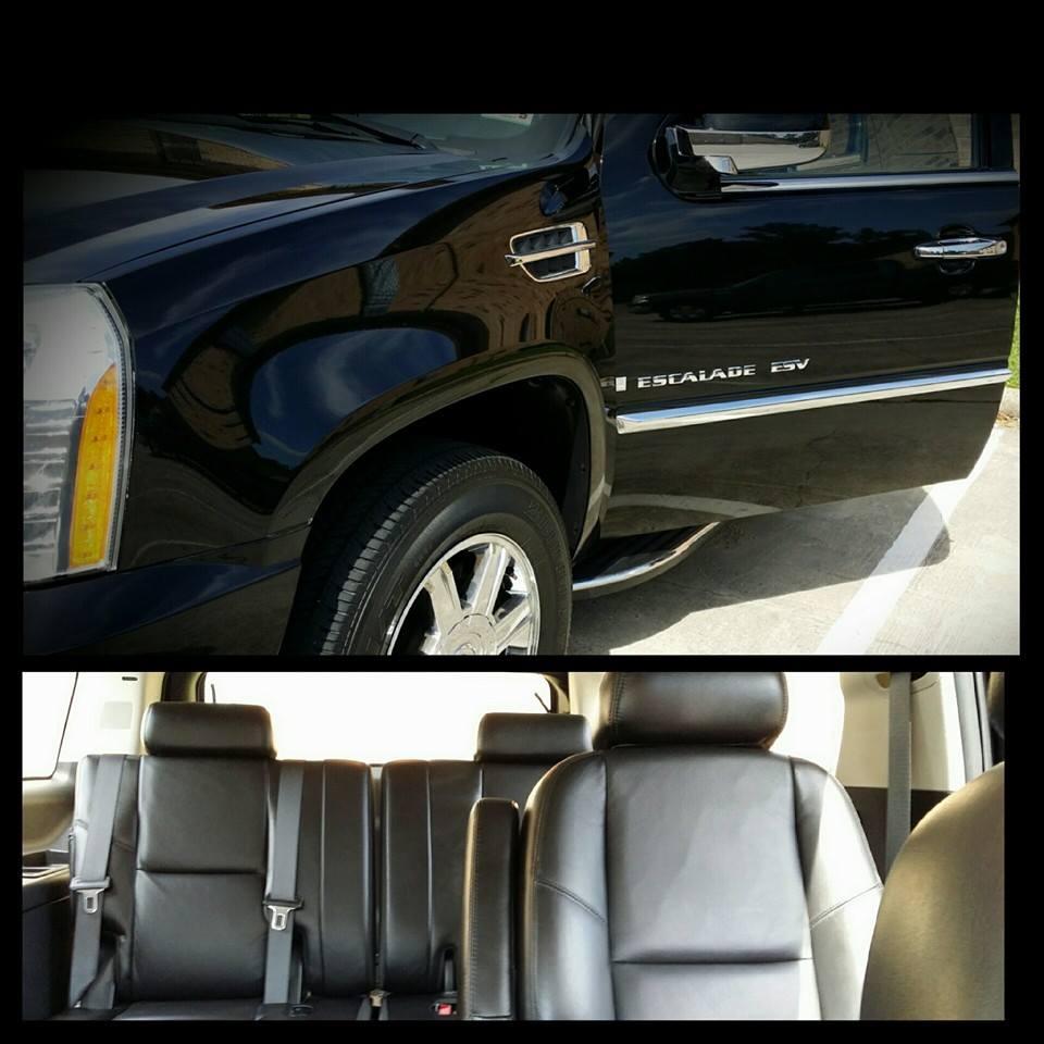 Carte Blanche SETX Limousine Services