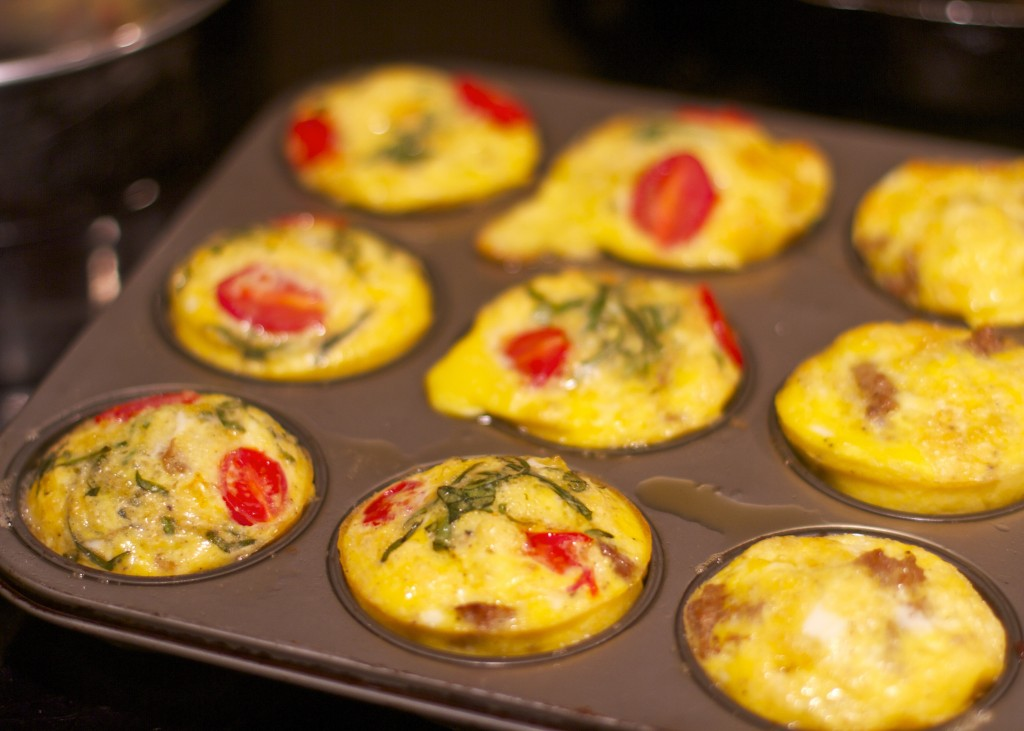 Egg muffins - Southeast Texas family recipes