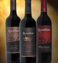 Rosenblum Cellars Beaumont Tx wine bar