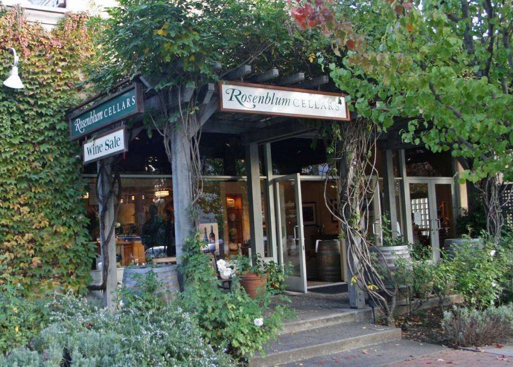 Rosenblum Cellars Southeast Texas wine tasting