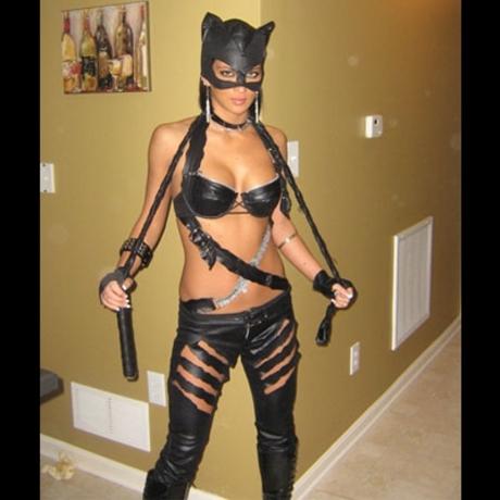 halloween costume catwoman