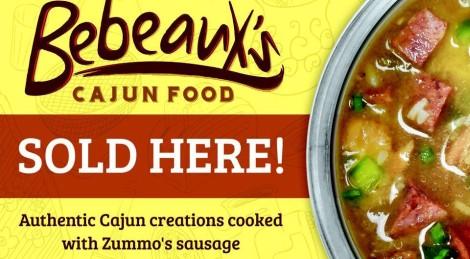 Bebeauxs Cajun Food Southeast Texas