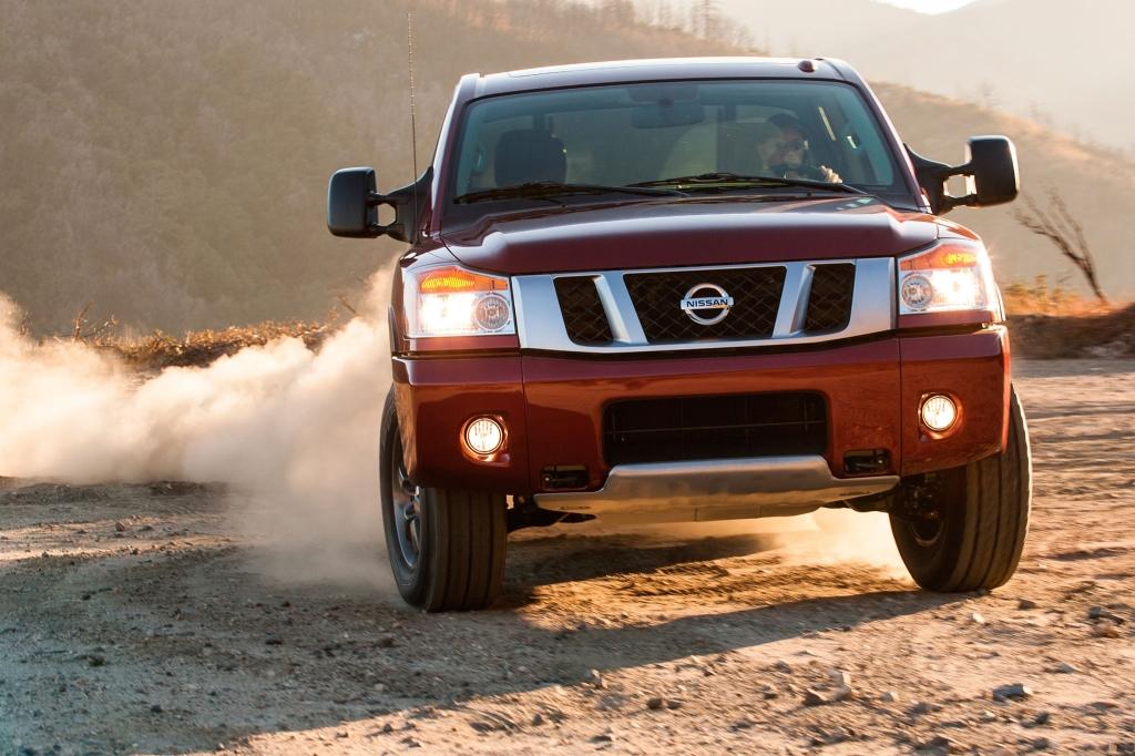 Nissan Titan Woodville Tx