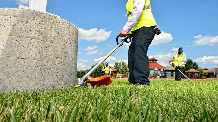 Us Lawns Port Arthur Apartment Landscaping